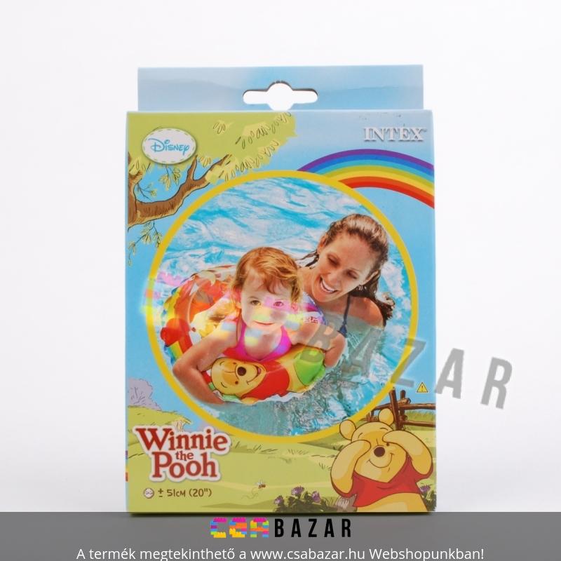 INTEX Disney Micimackó és barátai felfújható úszógumi 51 cm - Csabazár  webáruház 63a673f50b