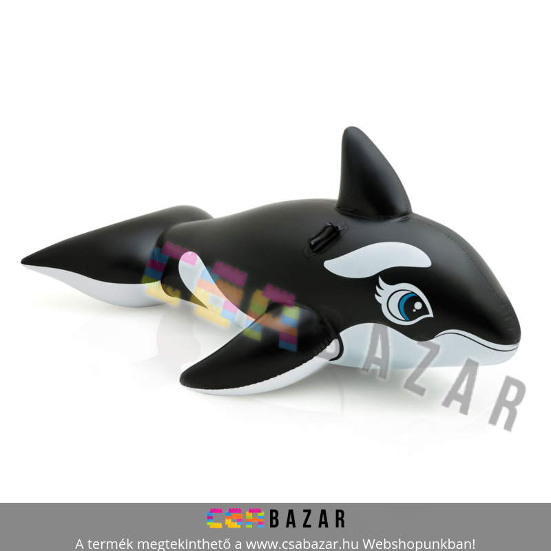 felf jhat kardsz rny delfin kapaszkod val 193cmx119cm intex csabaz r web ruh z. Black Bedroom Furniture Sets. Home Design Ideas