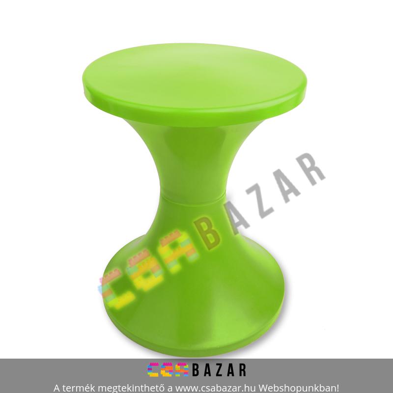 Retro műanyag pille szék Csabazár webáruház