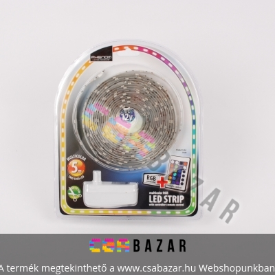 LED szalag 5m multicolor