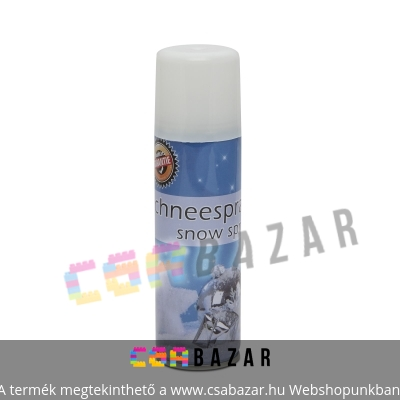 Műhó spray 150ml fehér